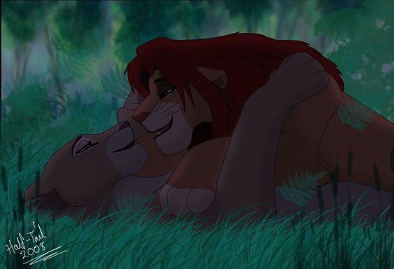 simba nala love the lion king pinterest simba and