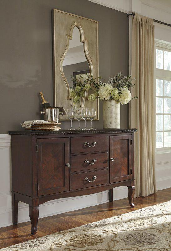 Beddingfield Dining Room Sideboard | Grown-Up Living Room ...
