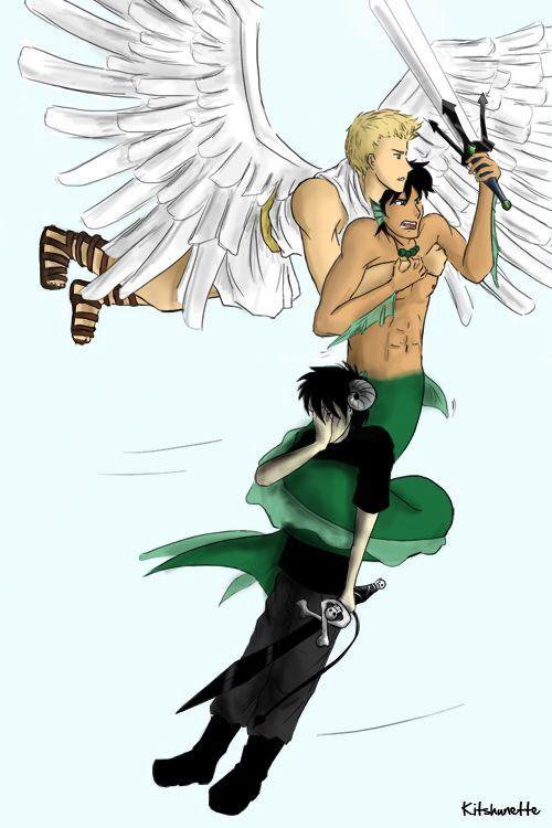 Jason And Percy Slash