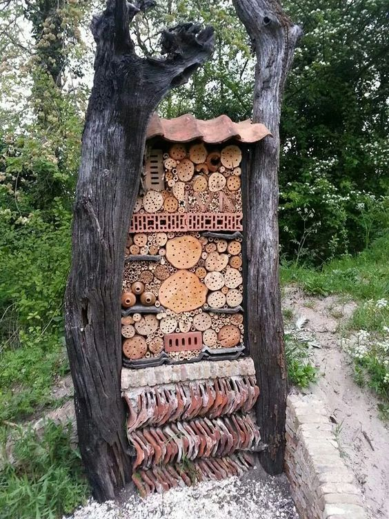 Insektenhotel van Sonja Reuser