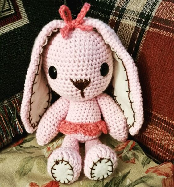 Make your own Easter Bunny!