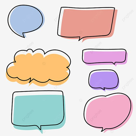 Text Dialog Bubble Dialog Bubble Khung Thoai Bubble Png And Vector With Transparent Background For Free Download Dialogue Bubble Bullet Journal Stickers Journal Stickers