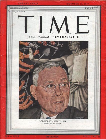 Time October 13 1947