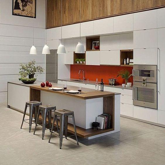 Kitchen #arquitetandu #architecture #arquitetura #cozinha #espacogourmet #kitchen #bcreate