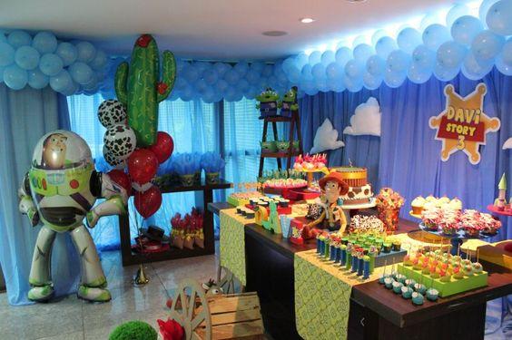 Meu Dia D - 3 anos Davi - Toy Story (3)