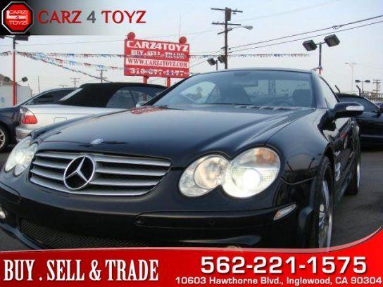 Convertible 2005 Mercedes Benz Sl 65 Amg With 2 Door In Inglewood Ca 90304 Mercedes Benz Mercedes Benz