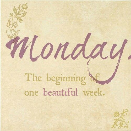 #Monday #HappyMonday #Inspiration: