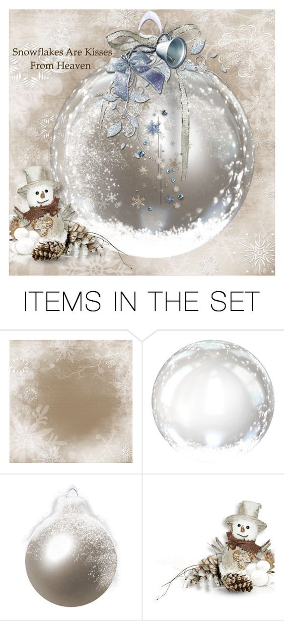 """Around Christmas Time"" by tupiniquim ❤ liked on Polyvore featuring art"