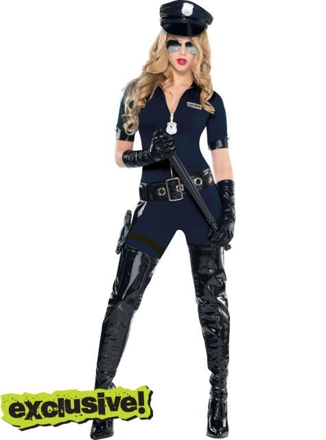 Women Sexy Halloween Costumes sexy halloween costumes for women bitman cosplay game role paly 2015 new ployester long sleeve black Stop Traffic Sexy Cop Costume For Women Party City