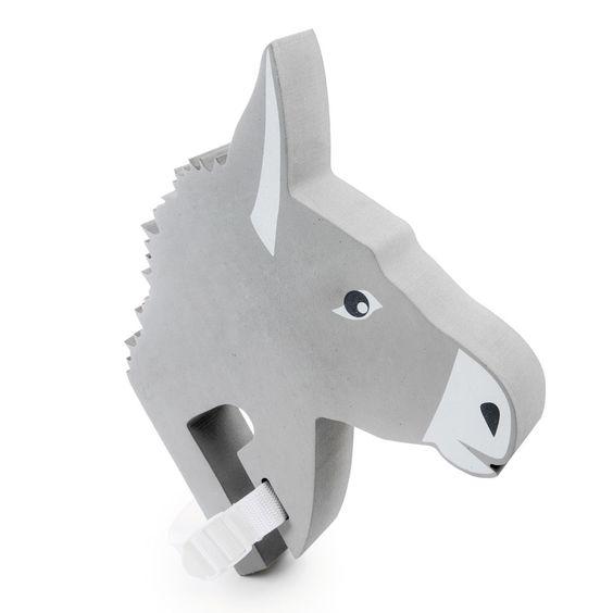 Donkey Drahtesel - Eselskopf für's Fahrrad