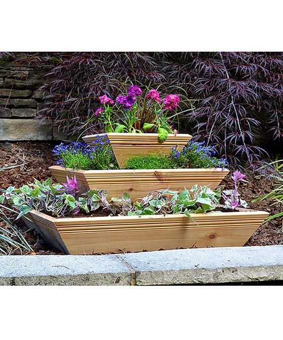 Another great find on #zulily! Cascadia Planter by Garden Architecture #zulilyfinds