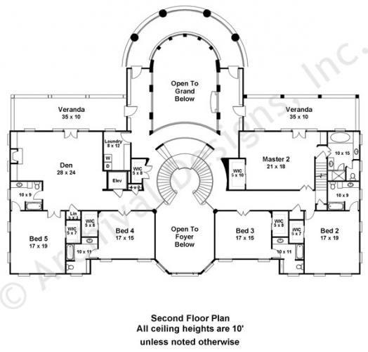 Latest Doneraile Court House Plan Second Floor Plan Favorite Floor With Best Floor Plan Website