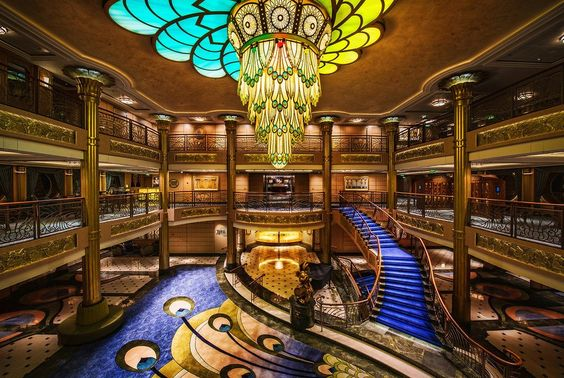 A great shot of the #Disney #Fantasy #Cruise ship. from #treyratcliff at http://www.StuckInCustoms.com - all images Creative Commons Noncommercial