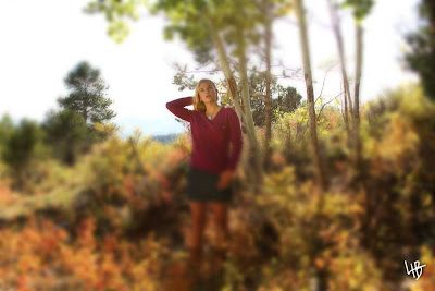 Elle...Senior Portrait Photography in Buena Vista, CO.