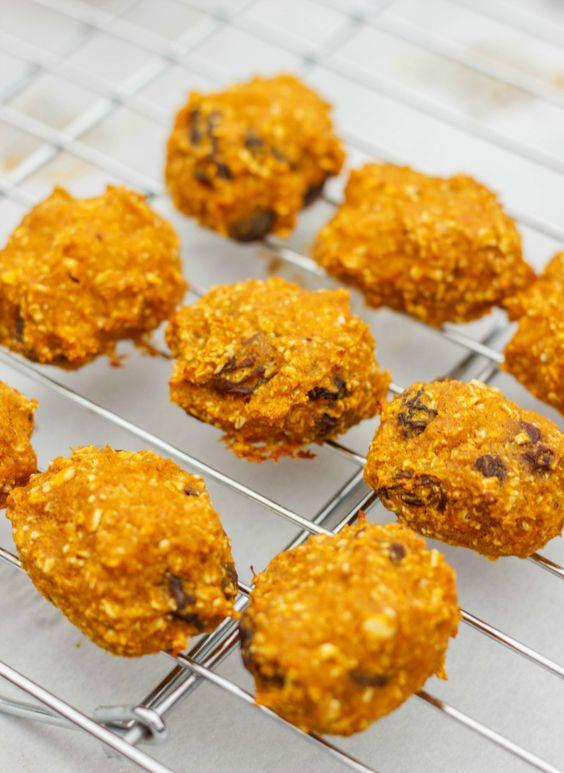 Two-Ingredient Pumpkin Cookies - The Cookie Writer