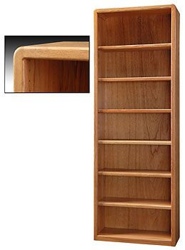 It is finally here Hoot fans! Hoot Judkins Oak Bookcase 5.0 is officially on sale at 10am this morning. We have upgraded this bookcase because it is now 1 foot taller than the previous version. But, you pay the price of the shorter version, only $359.99, saving an additional $40. These bookcases are in hot demand, so be the first of your friends to boast that you have Hoot Judkins Oak Bookcase 5.0 in your family room.