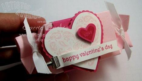 Candy box Valentine