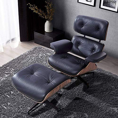 Mid Century Recliner Lounge Chair