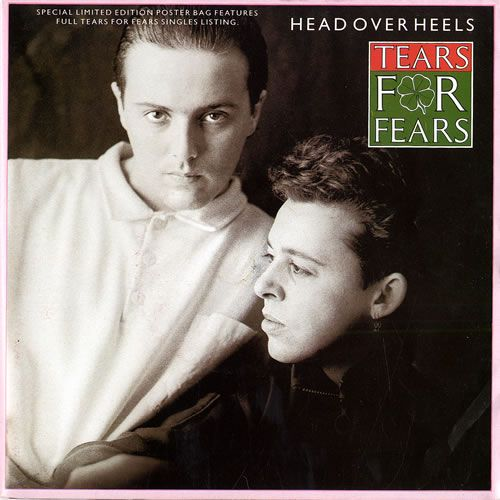 Tears for Fears – Head over Heels (single cover art)