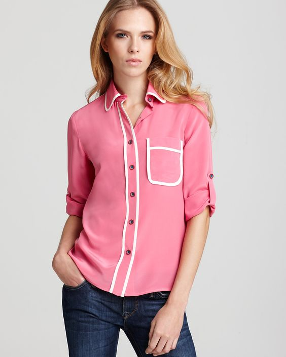 Adorbs for work or play! Tucker Shirt