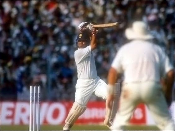 Century No. 45: 186* vs New Zealand, Hyderabad 1999