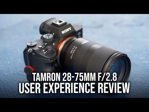 The Tamron 28 75mm F 2 8 Half The Price And Just As Good Travel Vlog Cuba Travel Sony A7iii