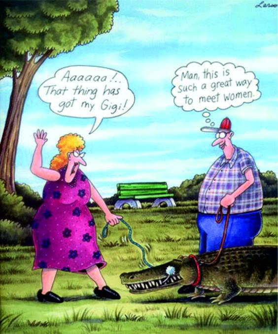 humour: