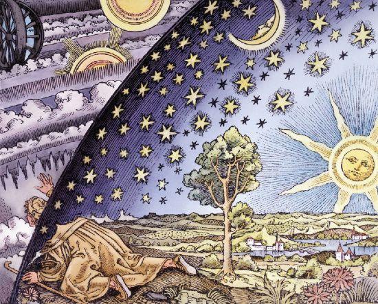 el universo del iniciado