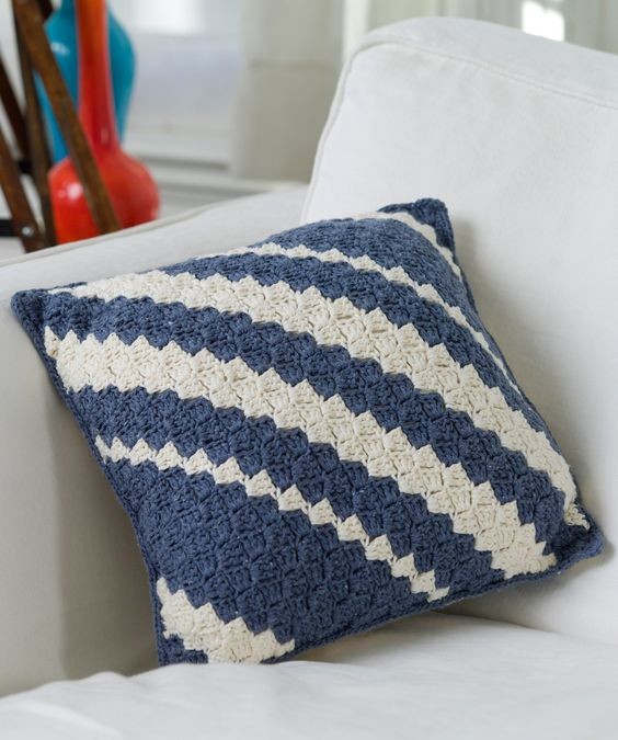 Diagonal Pillow