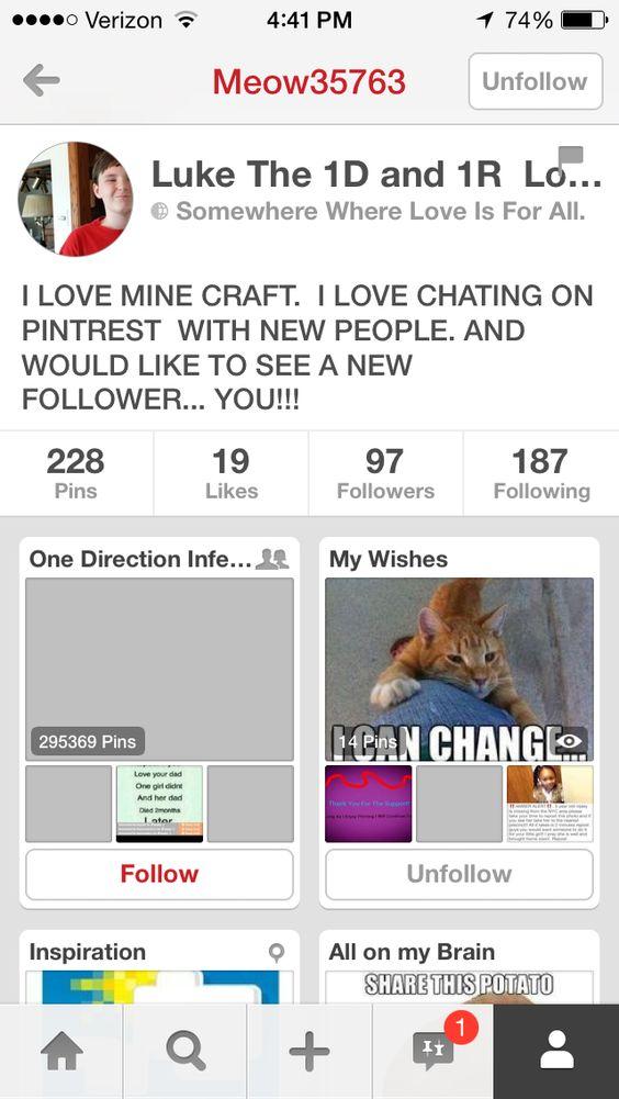 Follow @Meow35763 right meow