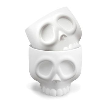 Nomskulls Cupcake Molds now featured on Fab.