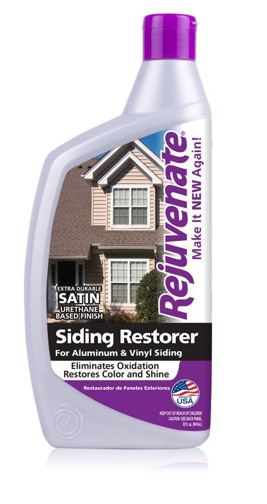 Rejuvenate Products Clean Renew Your Home Vinyl Siding Vinyl Sheds Siding