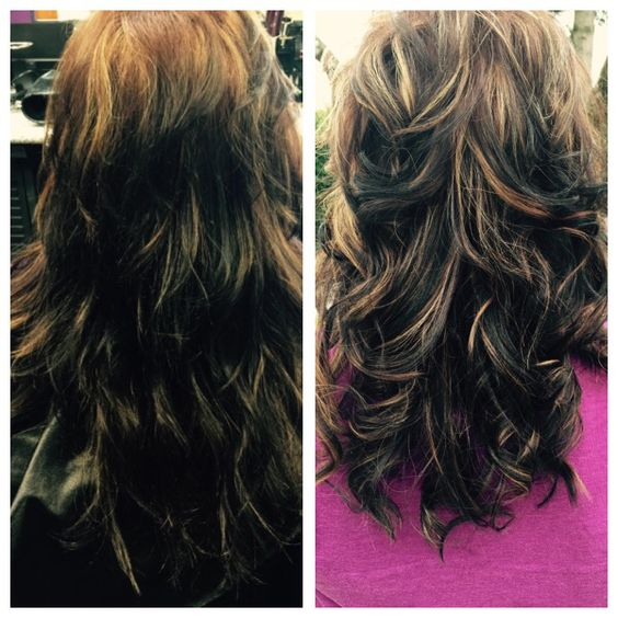 Highlights, lowlights before and after