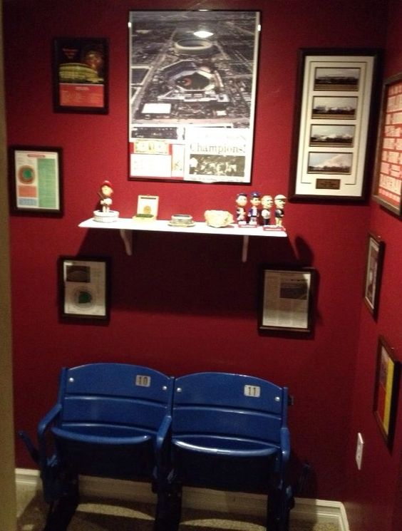 Man Cave Ideas Design : Phillies man cave decor ideas phan