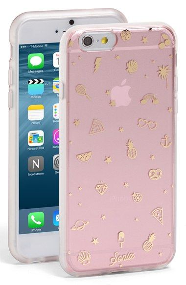 Sonix 'Multi Charm' iPhone 6 & 6s Case (Nordstrom Exclusive) available at #Nordstrom #sonix #sonixcases