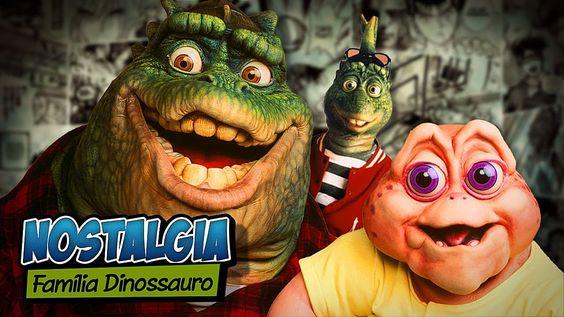 Família Dinossauros - Nostalgia