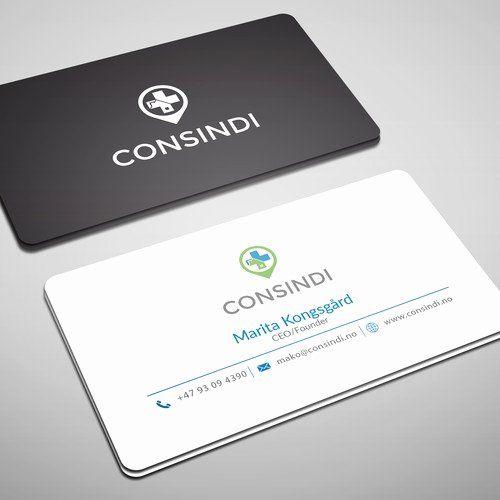 Ppt Business Card Template Inspirational Business Cards And Powerpoint Template Business Card Template Card Template Free Business Card Templates