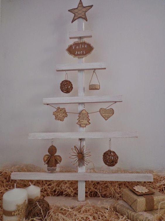 decoracion rustica para el belen de navidad buscar con google