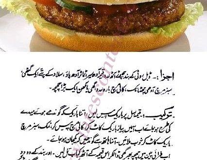 Easy recipes for homemade hamburgers