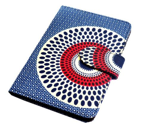 FAB Fashion Find: Ankara Print iPAD Cases from Eclectic Chique