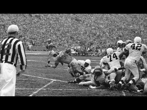 1951 Nfl Championship Cleveland Browns At Los Angeles Rams Youtube Nfl Championships Los Angeles Rams Cleveland Browns