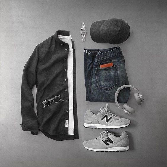 【帅气教学 | 70种穿搭法】这样穿,气质提升!回头率爆灯!想当男神?从穿搭开始!