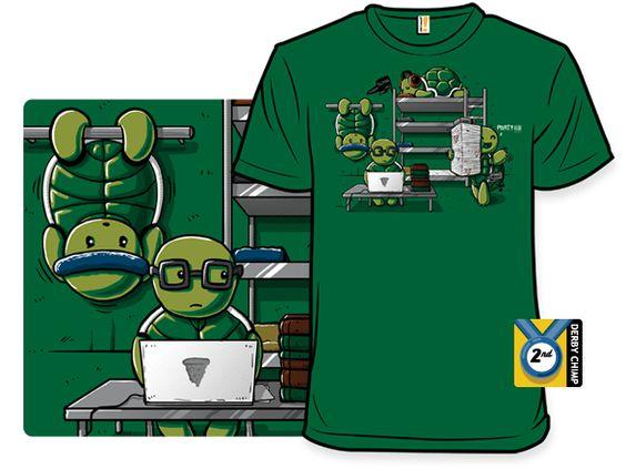 Roommates - shirt.woot!