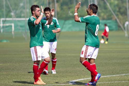Mexican Olympic Football Team