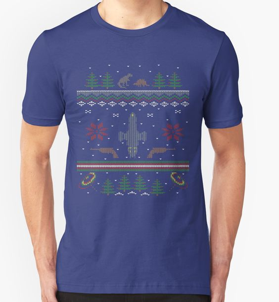 Ugly Firefly Christmas Sweater by AnoTheHero