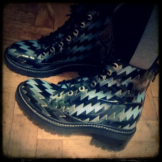 Chaussures vernies Kenzo www.lussiinthesky.com