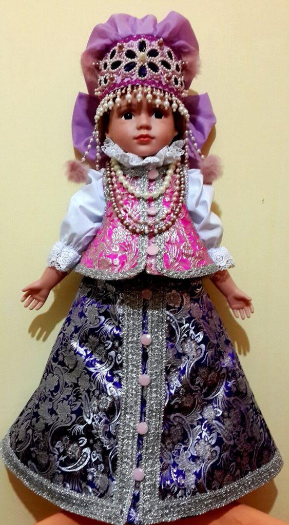 Русская красавица • Dolls Collection by Larisa Spiridonova on Kolektado