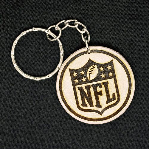 NFL National Football League American Football by JayEngrave
