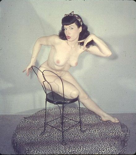 Bettie Page Is All The Rage!