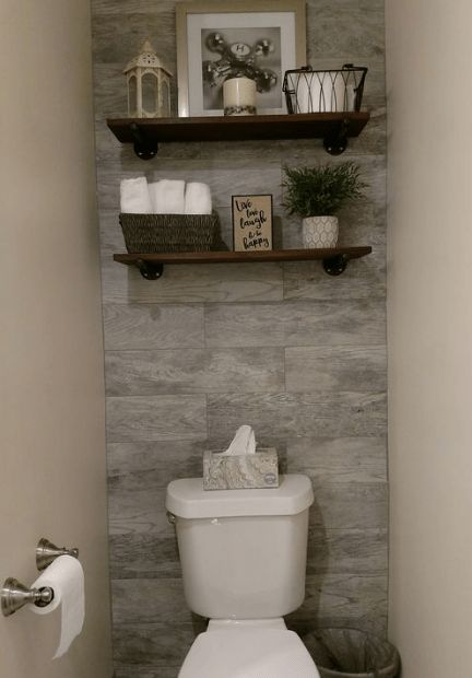 20+ Cheap But Awesome Bathroom Decoration Ideas #bathroomdecorationideas #eweddingmag #HomeDecorationIdeas #HomeDesign